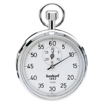 Hanhart Robust Mechanical Stopwatch